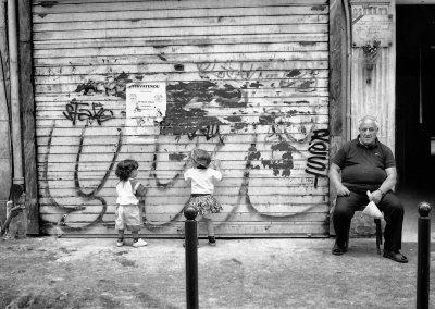 Paris, 1989