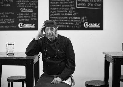 Aldo Sanz. 2012