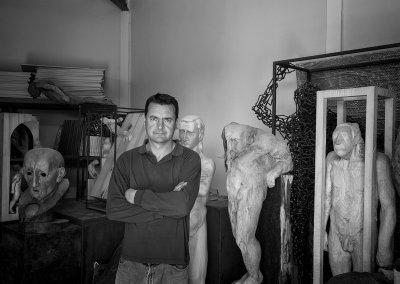 Amancio González. 2008