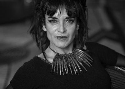 Ana Curra. 2014