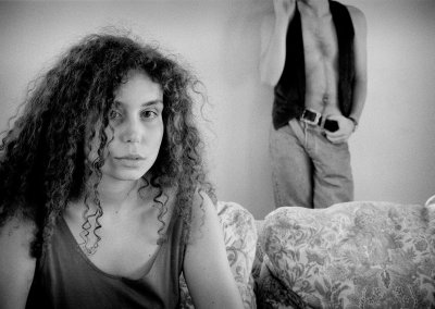 Eva y Aníbal, 1990