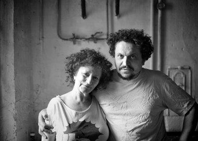 Carles y Elisa.
